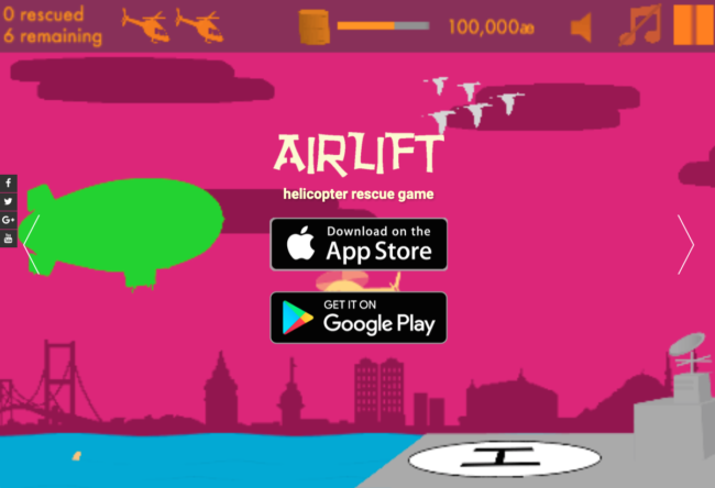 Airlift Game
